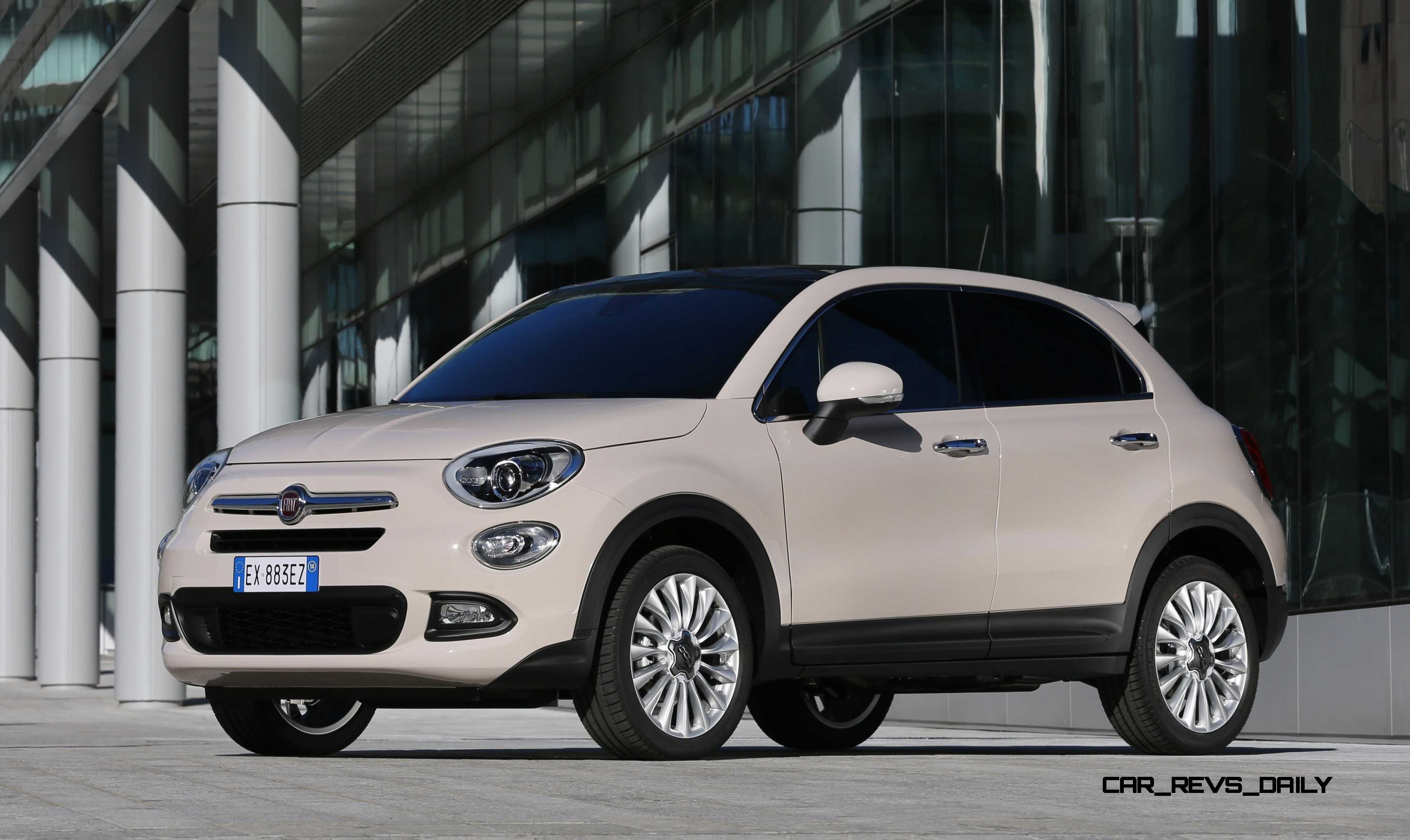 2016 fiat 500x lounge is right sized city softroader with 4 doors. Black Bedroom Furniture Sets. Home Design Ideas