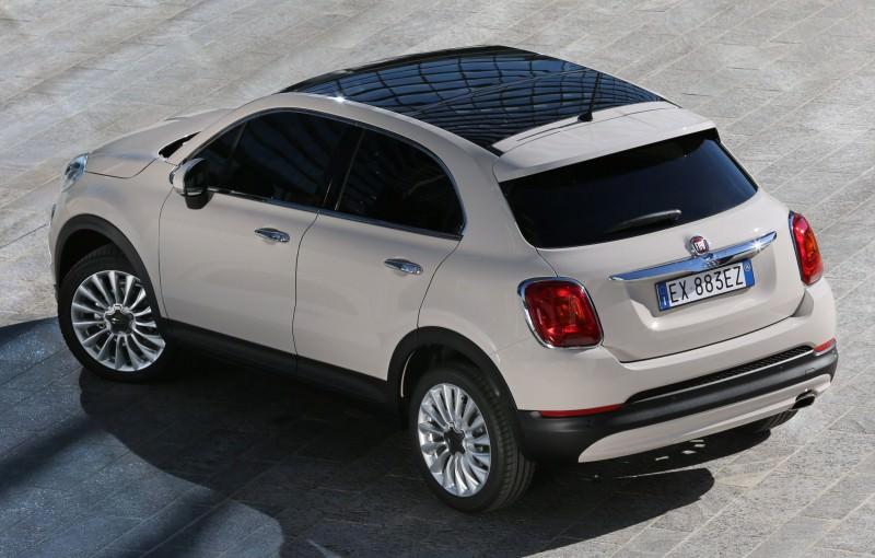 2016 Fiat 500X Lounge 42