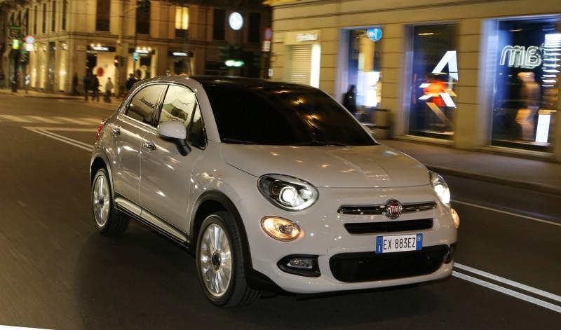 2016 Fiat 500X Lounge 48