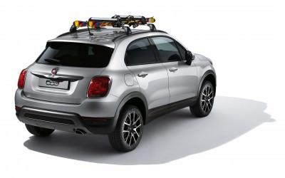 2016 Fiat 500X Lounge 8