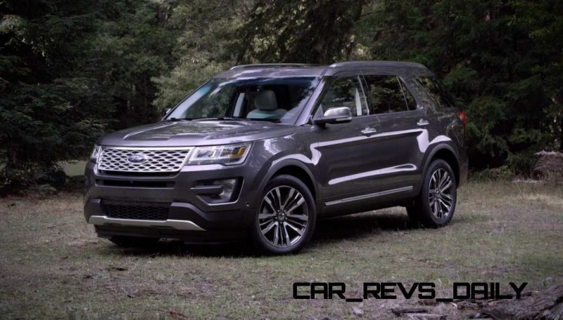 2016 Ford Explorer Platinum 21