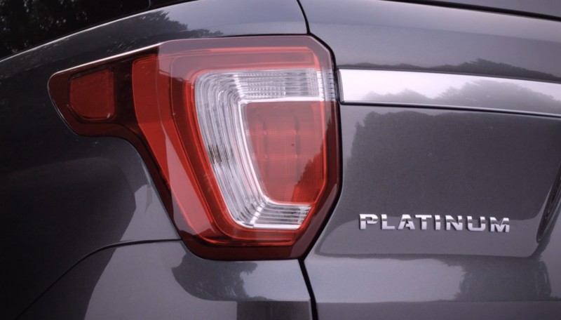 2016 Ford Explorer Platinum 30