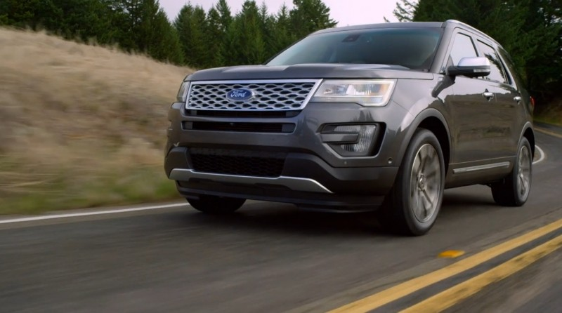 2016 Ford Explorer Platinum 31