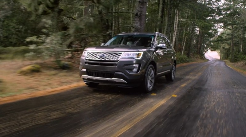 2016 Ford Explorer Platinum 37
