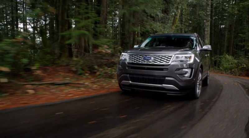 2016 Ford Explorer Platinum 39