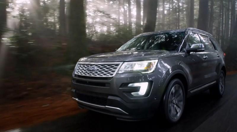 2016 Ford Explorer Platinum 43