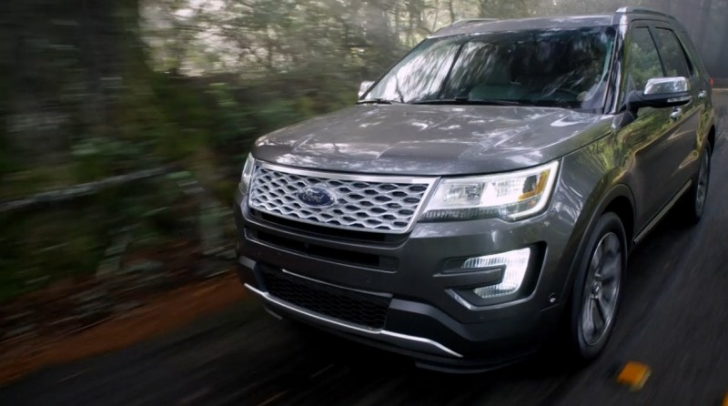 2016 Ford Explorer Platinum 45