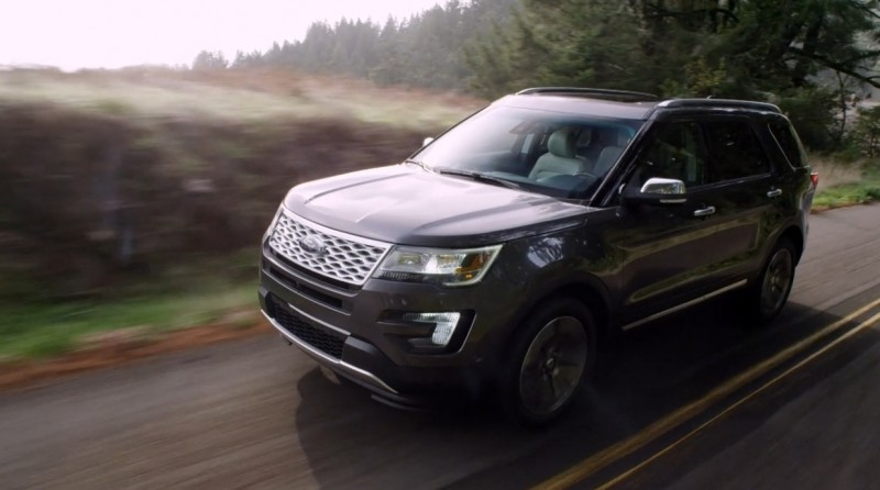 2016 Ford Explorer Platinum 49