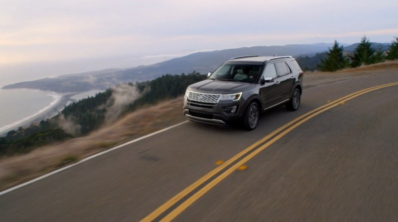 2016 Ford Explorer Platinum 50