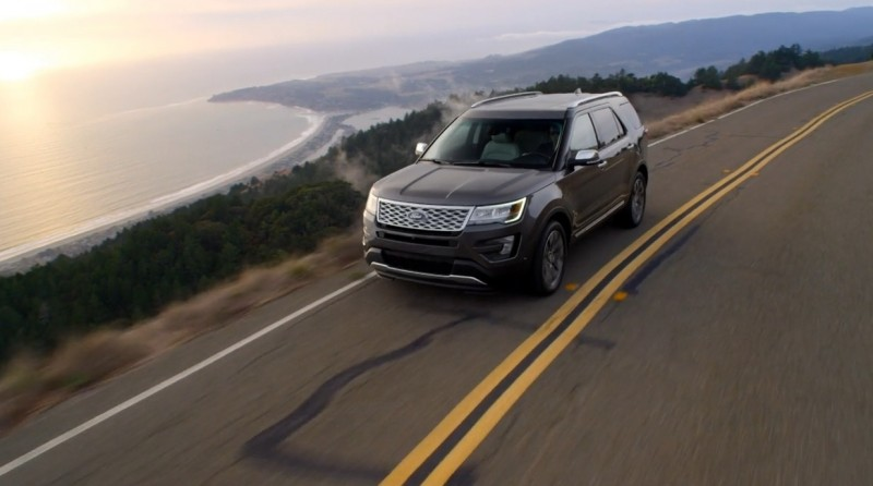 2016 Ford Explorer Platinum 52