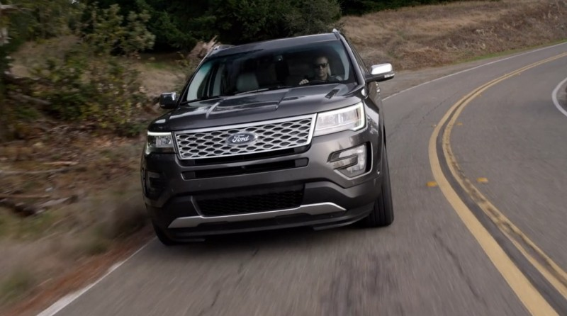 2016 Ford Explorer Platinum 55