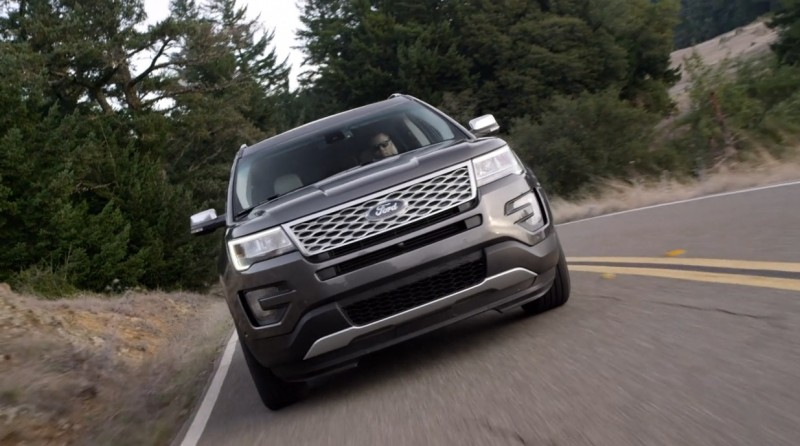 2016 Ford Explorer Platinum 57