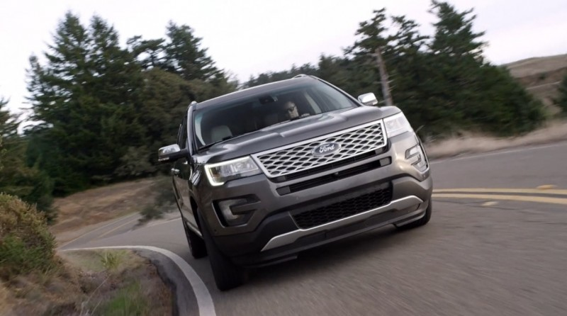 2016 Ford Explorer Platinum 58