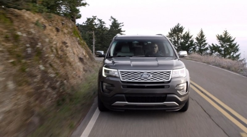 2016 Ford Explorer Platinum 59