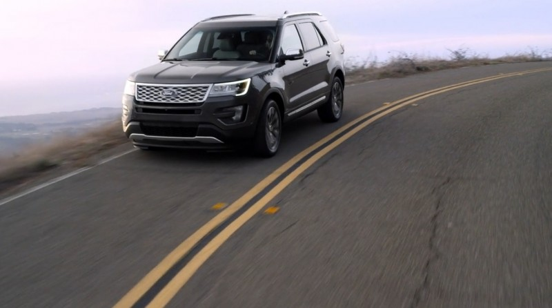 2016 Ford Explorer Platinum 61