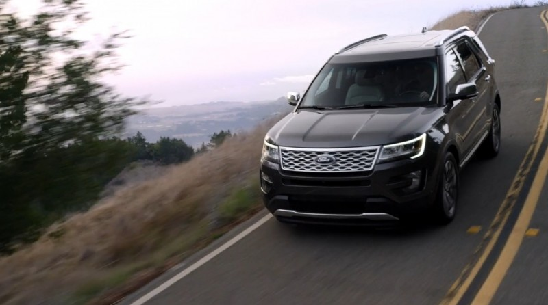2016 Ford Explorer Platinum 62