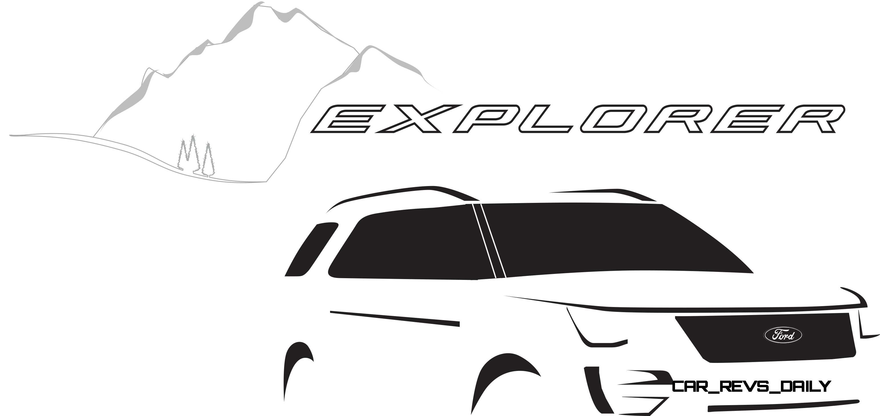 2016 ford explorer revealed with new engines  fresh