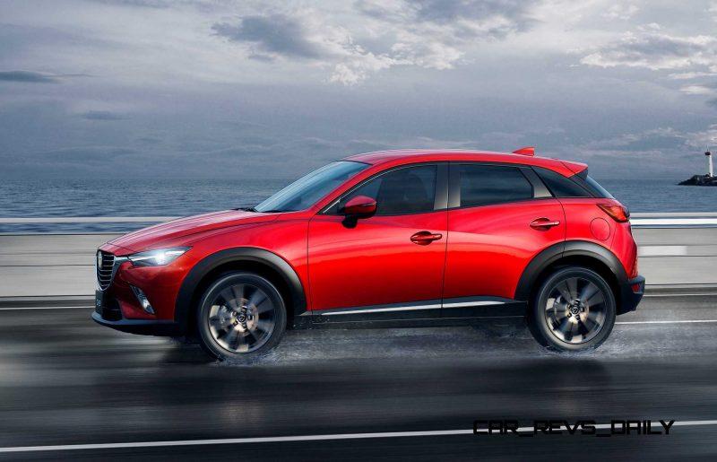 2016 Mazda CX-3 10