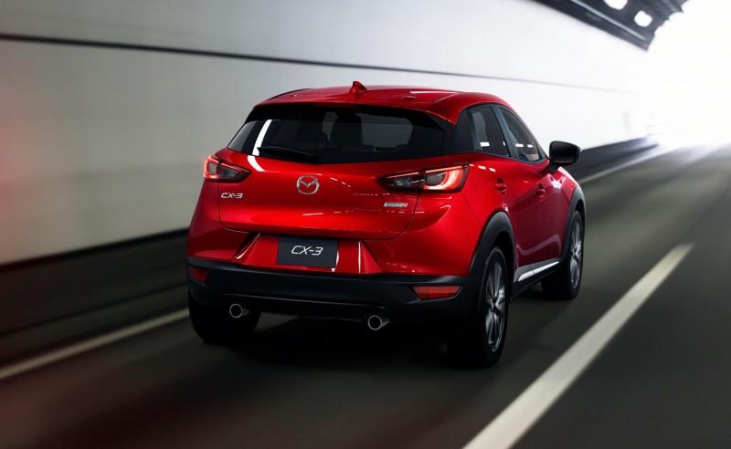 2016 Mazda CX-3 11