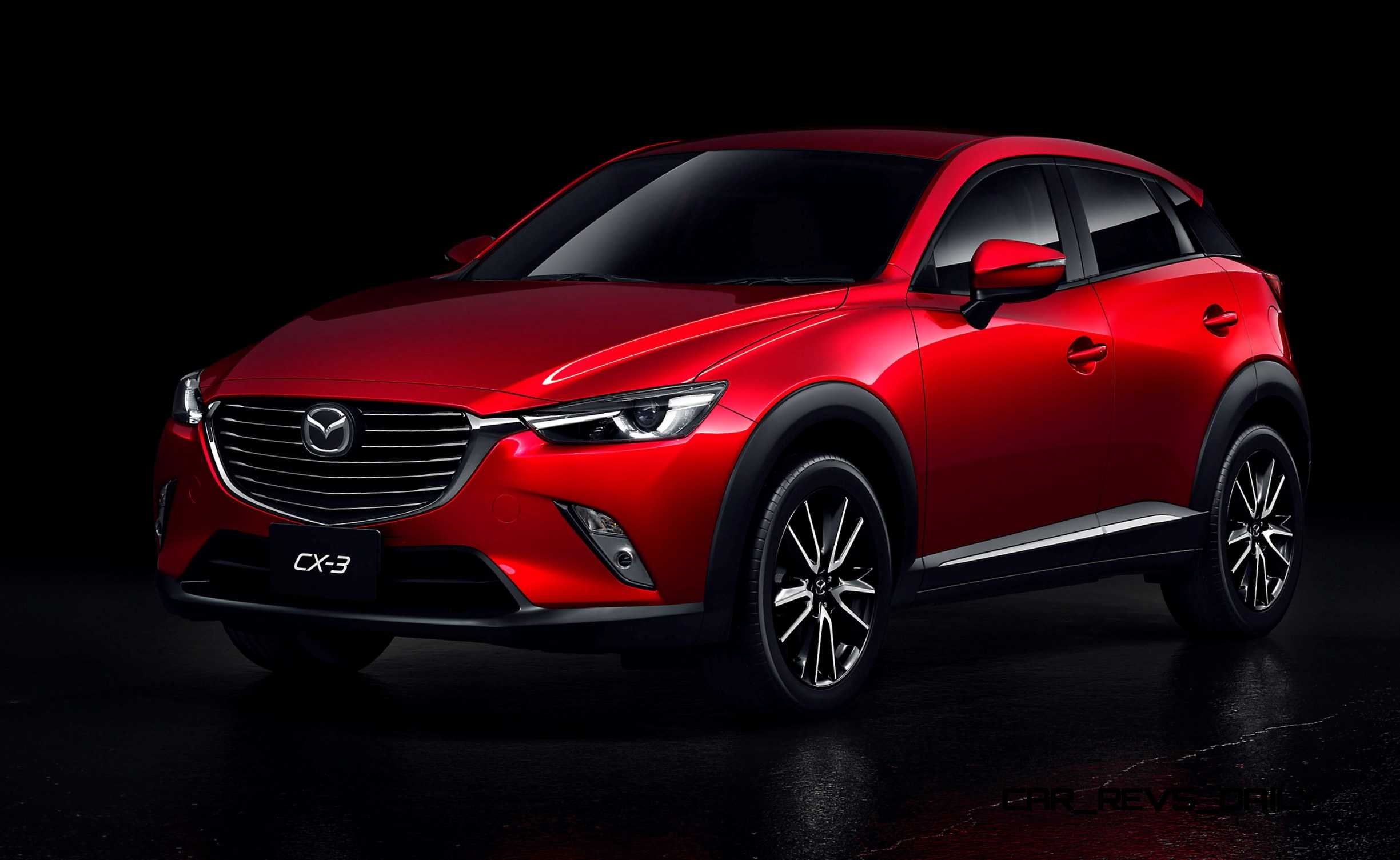 2016 mazda cx 3. Black Bedroom Furniture Sets. Home Design Ideas