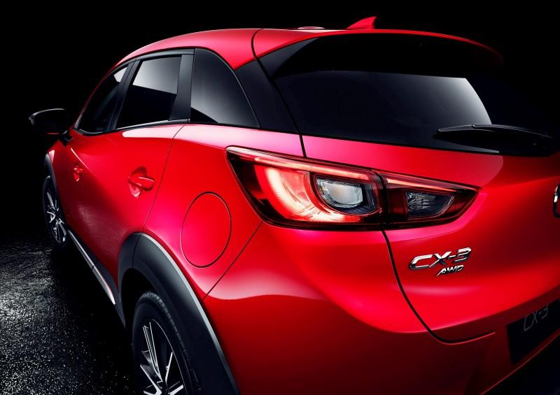 2016 Mazda CX-3 15