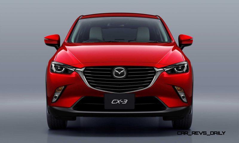 2016 Mazda CX-3 19