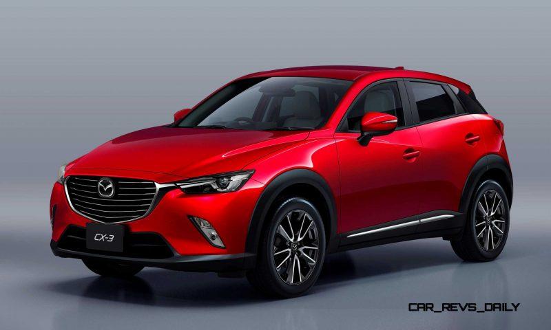 2016 Mazda CX-3 20