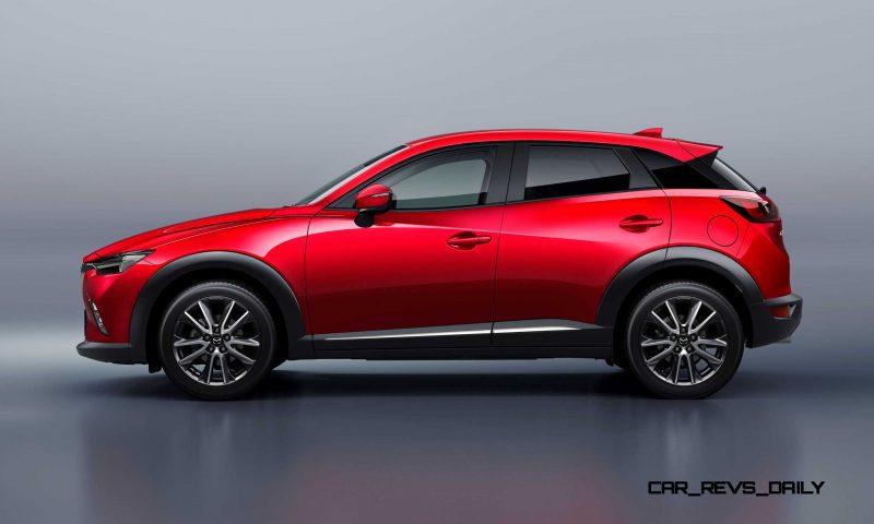 2016 Mazda CX-3 21