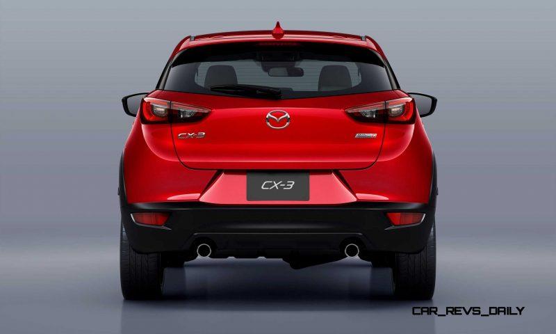 2016 Mazda CX-3 23