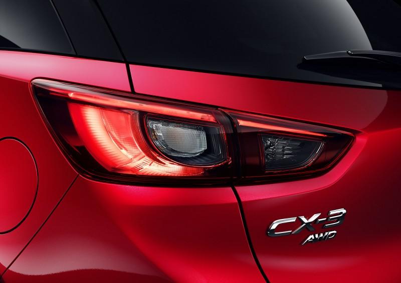 2016 Mazda CX-3 27