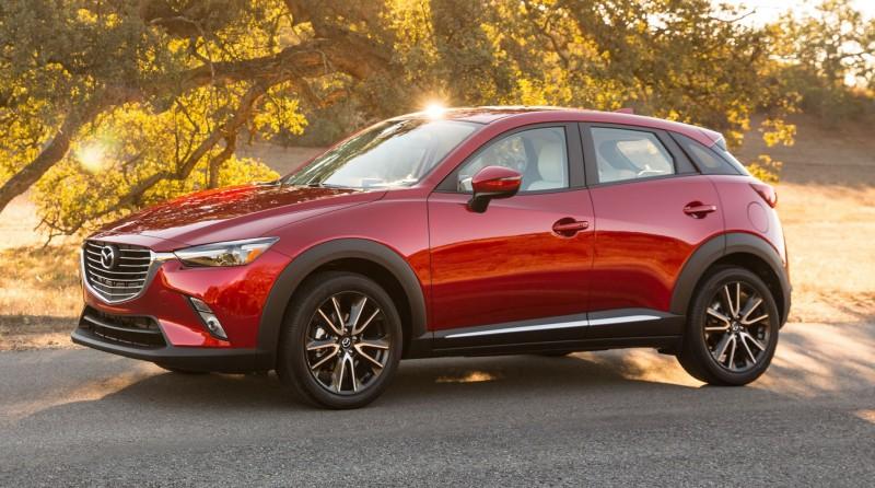 2016 Mazda CX-3 36