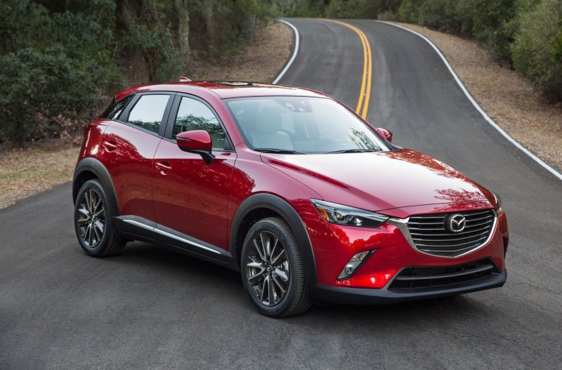 2016 Mazda CX-3 37