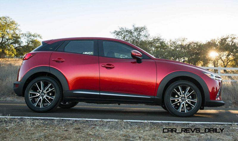 2016 Mazda CX-3 38