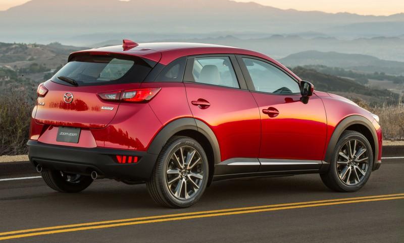 2016 Mazda CX-3 42