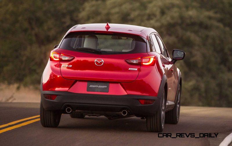 2016 Mazda CX-3 43