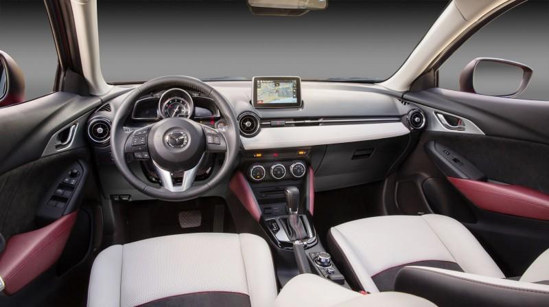 2016 Mazda CX-3 44