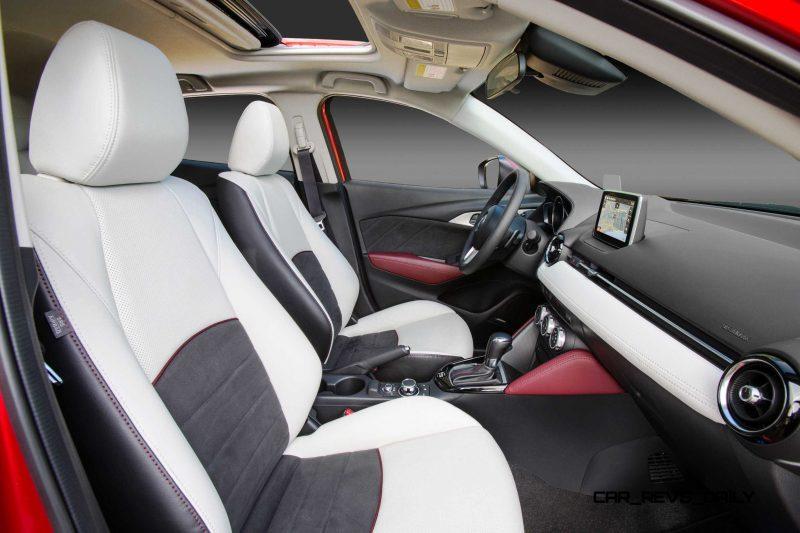 2016 Mazda CX-3 45