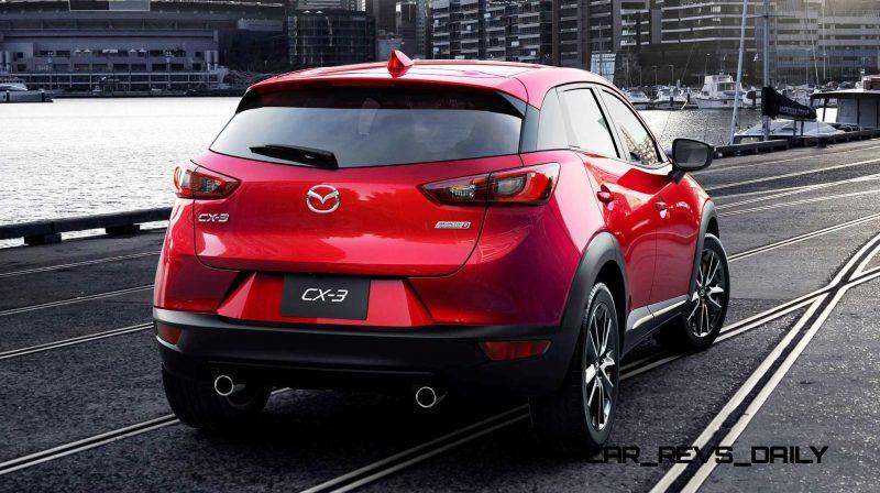 2016 Mazda CX-3 6