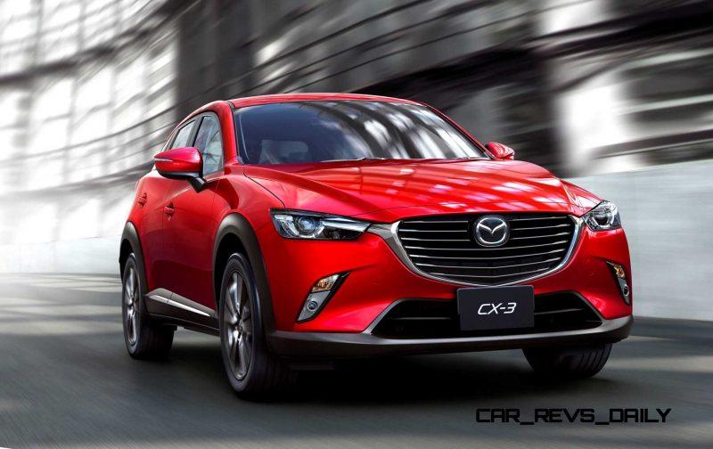 2016 Mazda CX-3 9