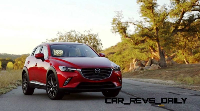 2016 Mazda CX-3 Video Images 10