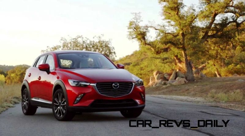 2016 Mazda CX-3 Video Images 12