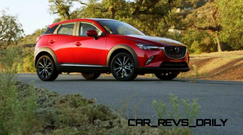 2016 Mazda CX-3 Video Images 17