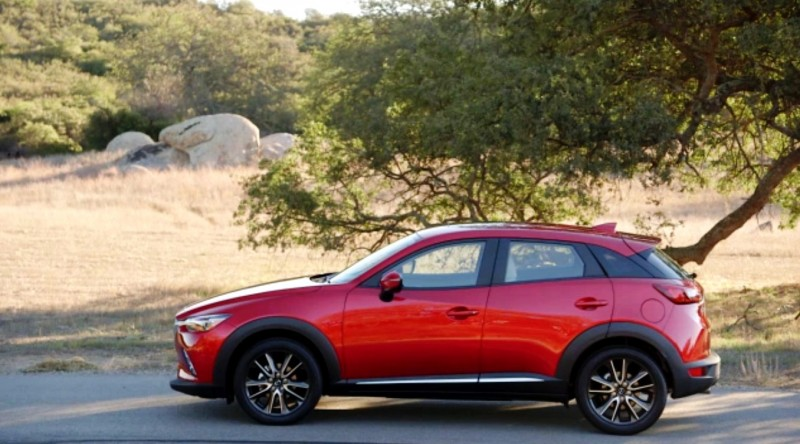 2016 Mazda CX-3 Video Images 22