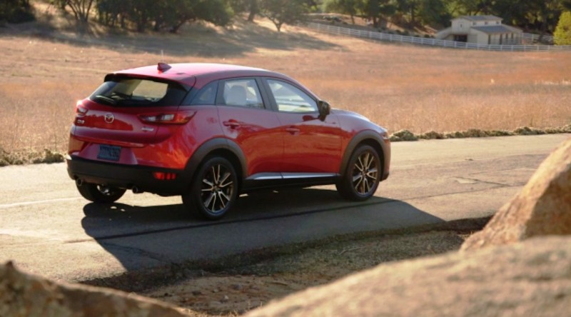 2016 Mazda CX-3 Video Images 23