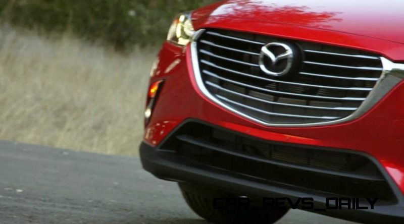 2016 Mazda CX-3 Video Images 25
