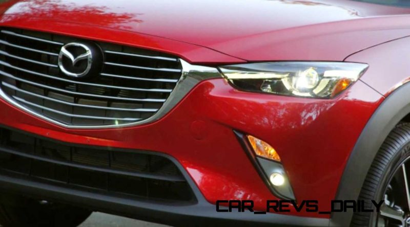 2016 Mazda CX-3 Video Images 27