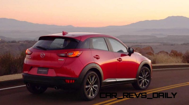 2016 Mazda CX-3 Video Images 32
