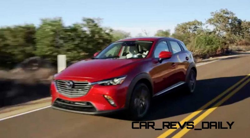 2016 Mazda CX-3 Video Images 50