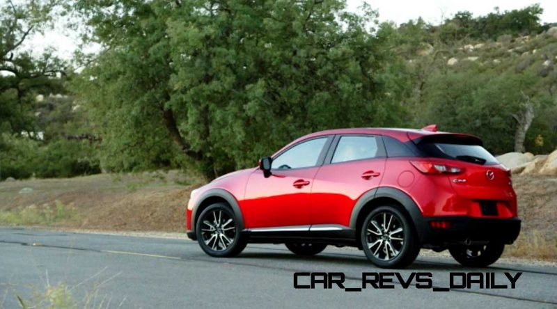2016 Mazda CX-3 Video Images 7