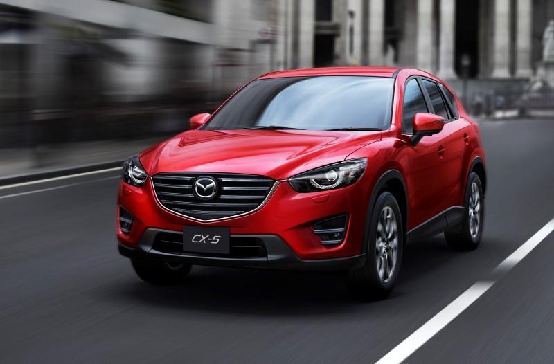 2016 Mazda CX-5 35